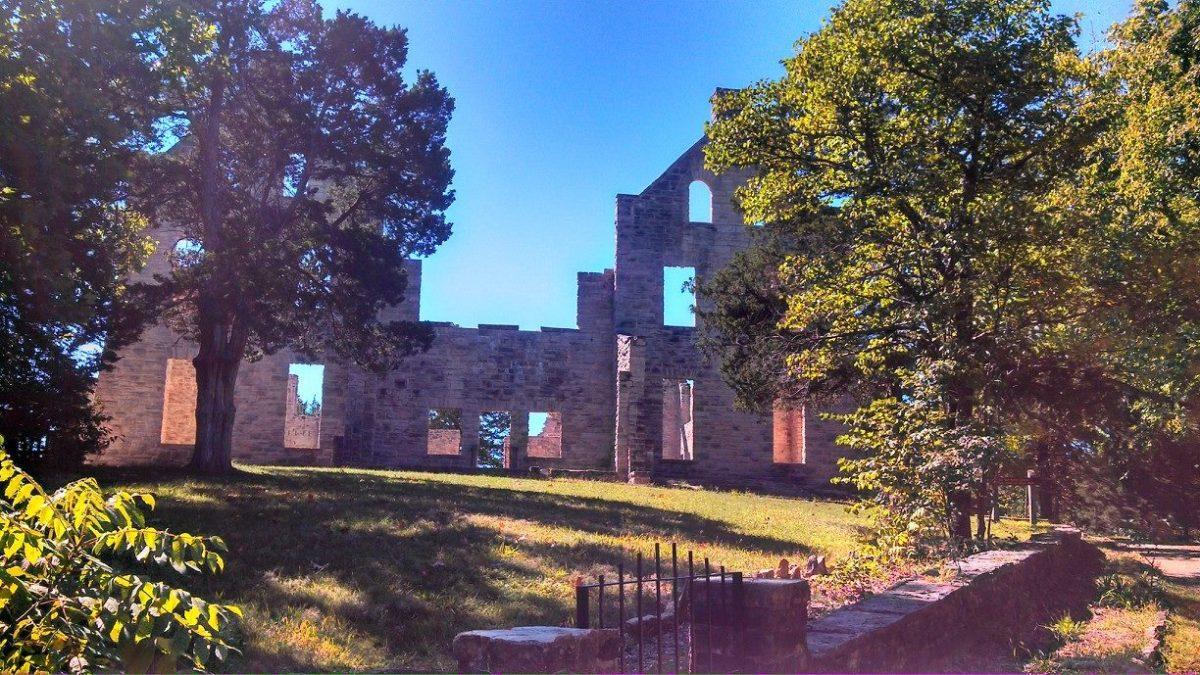 Historical Castle Ruins