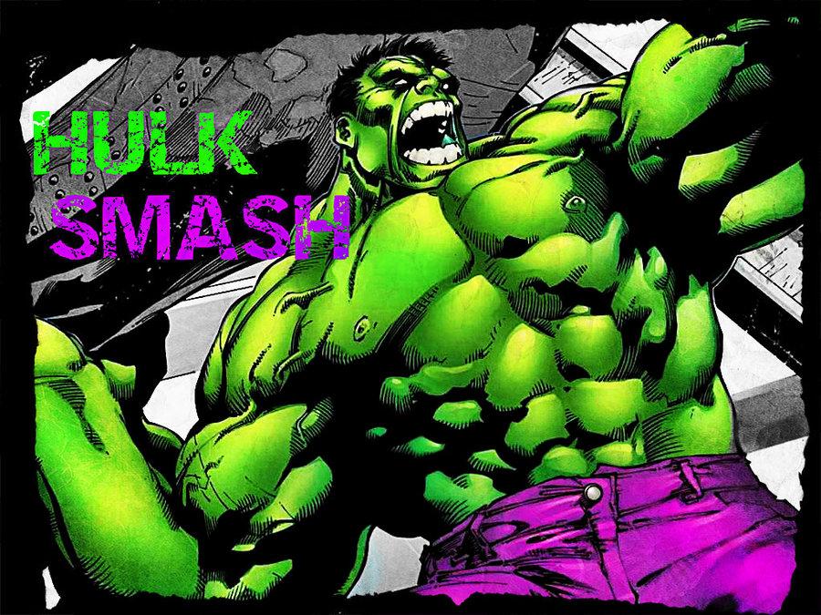 DIY Hulk Smash Cake & SnackBar