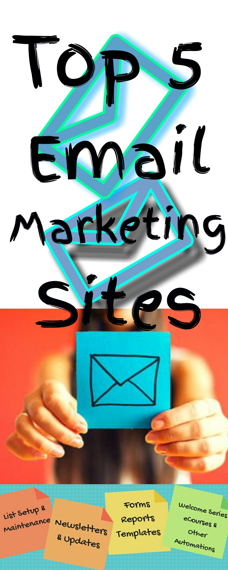 Top 5 Email Marketing Sites