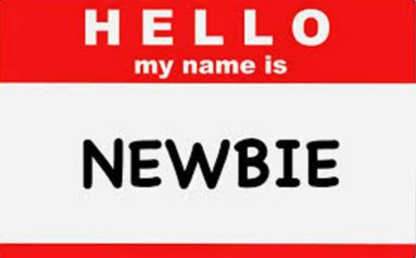 Recognize – Newbie Blogger's Part 1